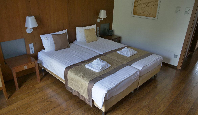 Standard szoba külön ággyal